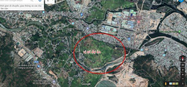 dự án đất nền - căn hộ của Hưng Thịnh tại Tp Quy Nhơn