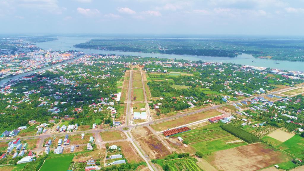 THỰC TẾ Vinh Long New Town