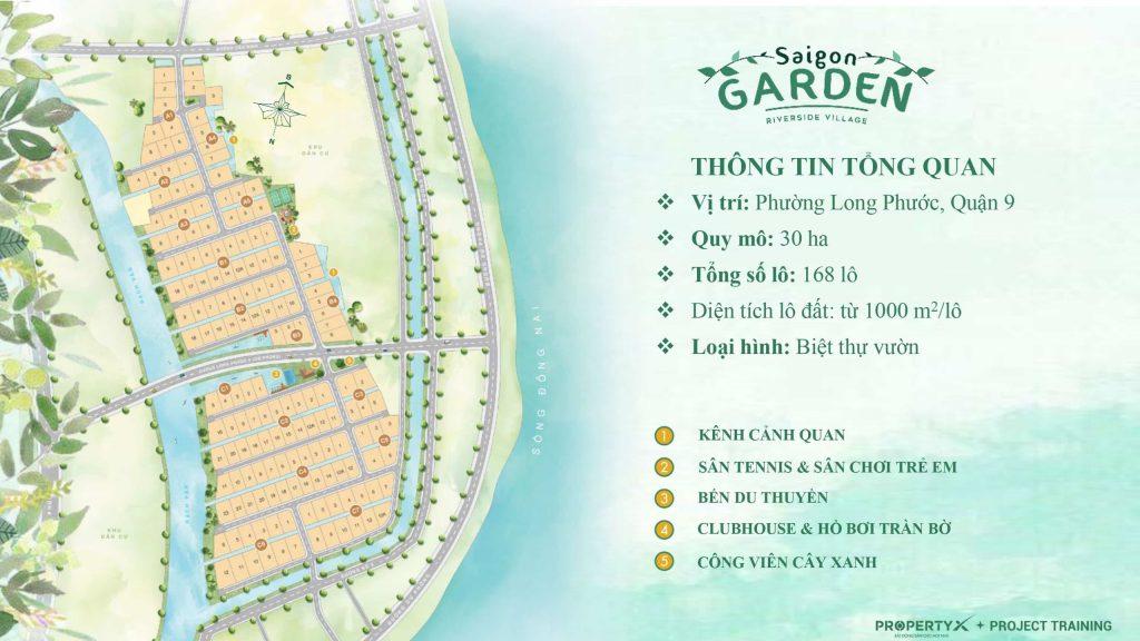 Saigon Garden Riverside mặt bằng