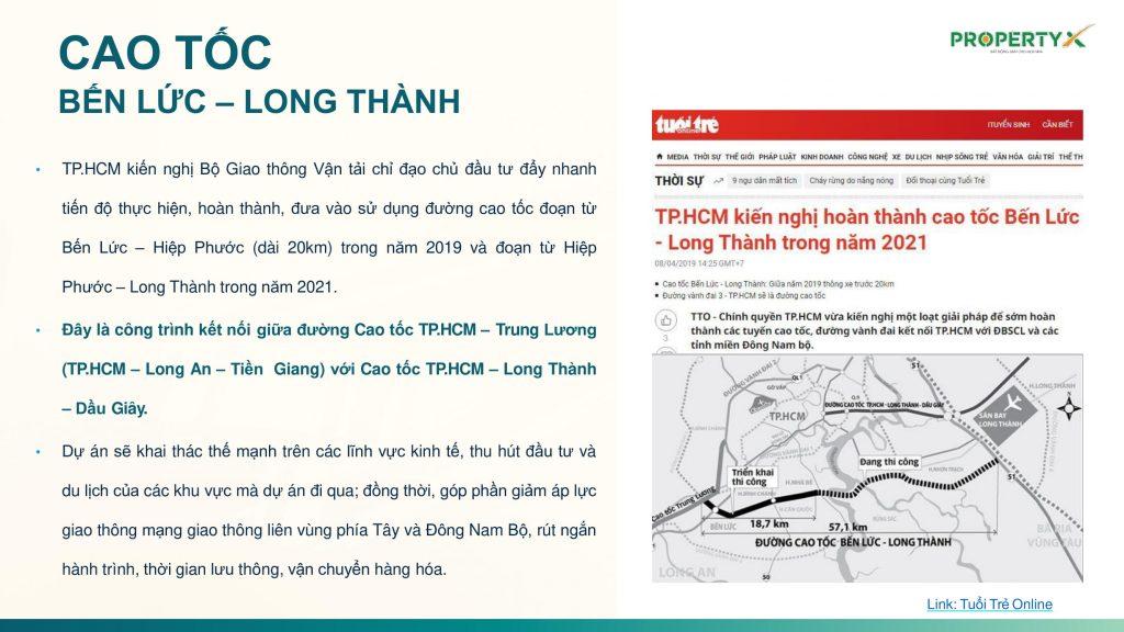 quy hoạch giao thông