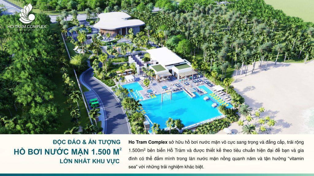 hồ bơi Hồ Tràm Complex