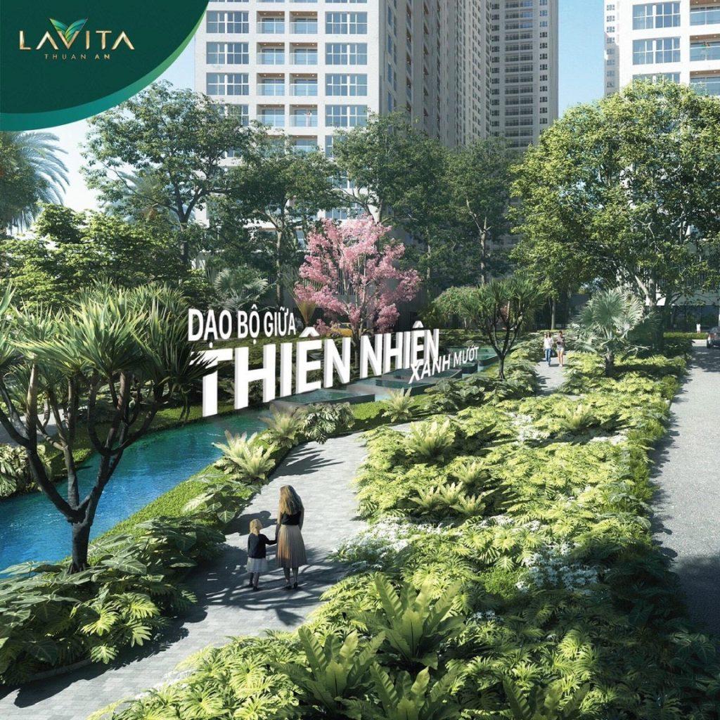tiện ích Lavita Thuận An