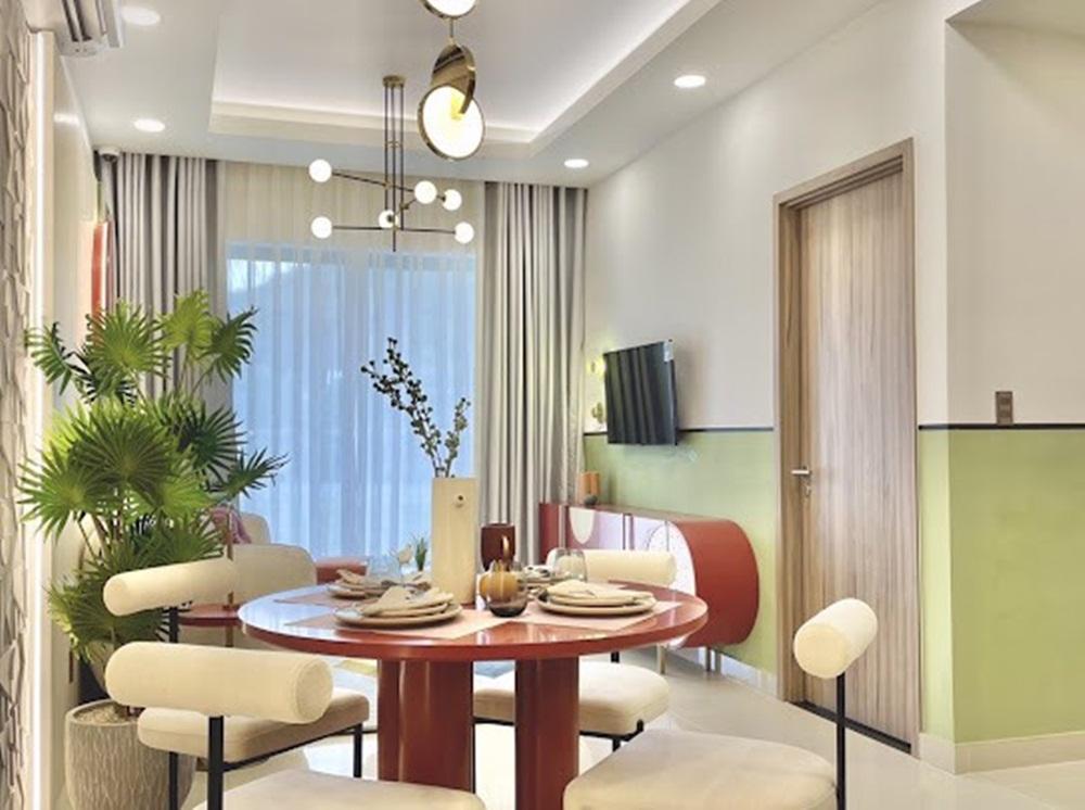 hình ảnh căn hộ mẫu Nha Trang New Galaxy