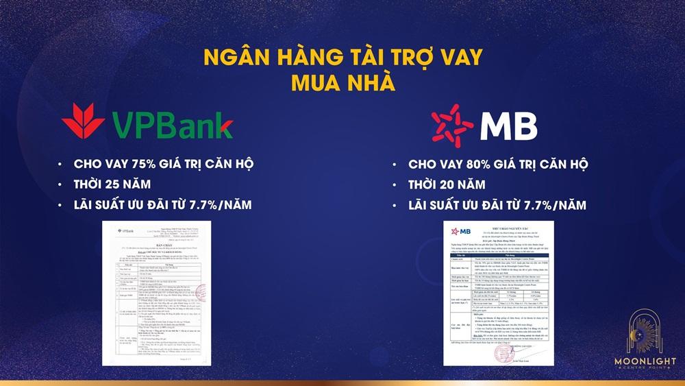 ngân hàng hỗ trợ vay moonlight centre point